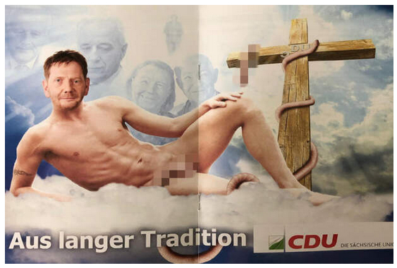 CDU Tradition langer Schw